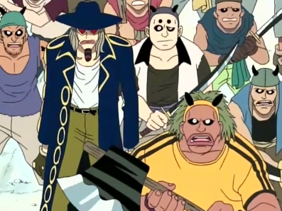 One Piece Episódio 12
