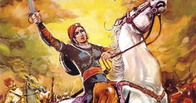 रानी लक्ष्मी बाई : अमर वीरांगना और 1857 की नायिका