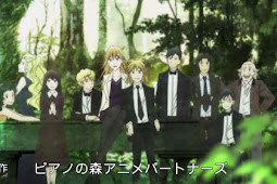Piano no Mori Subtitle Indonesia Batch ( Season 1 - 2 + Movie ) Lengkap