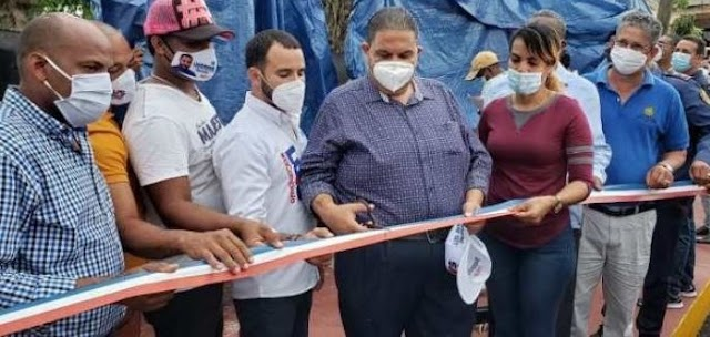 En menos de 100 días alcalde Romero cambia la imagen de Puñal