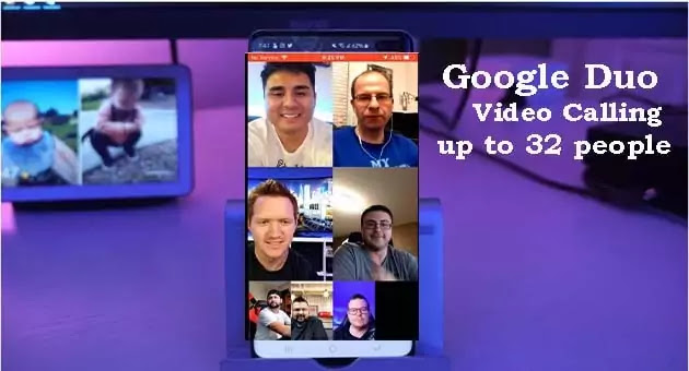 Google Duo video calling: How to group calls up to 32 people