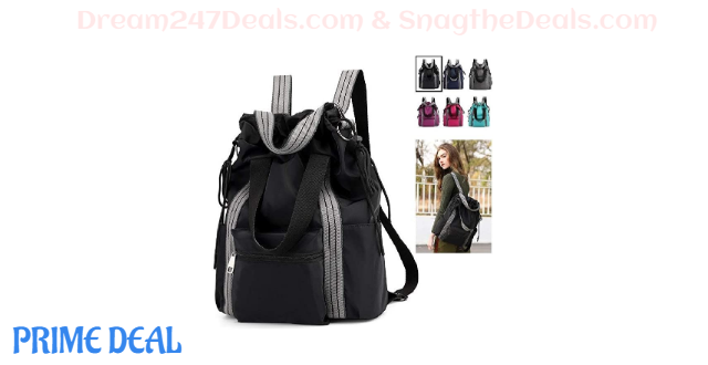 Multifunctional fashion backpack 30% OFF