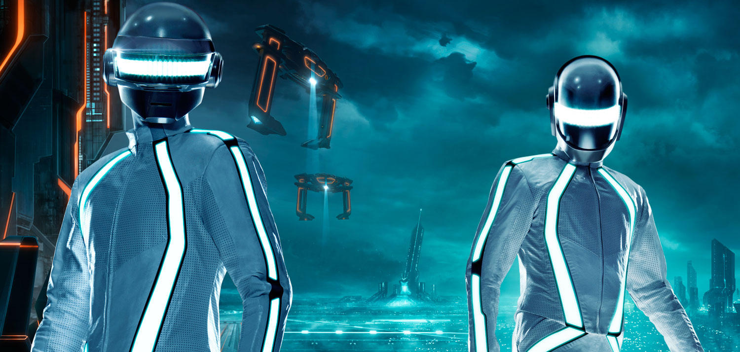 Merc With A Movie Blog: Movie Music Mania: TRON: LEGACY