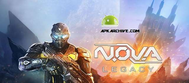 NOVA Legacy Android Aksiyon Oyunu indir apk oyun indir
