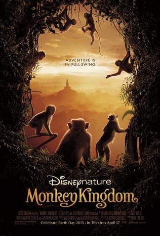 O Reino dos Primatas Dublado