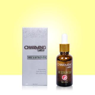 Serum Dưỡng trắng da chống lão hóa ban ngày: JW Serum Day – Charming Skin - Ảnh 1