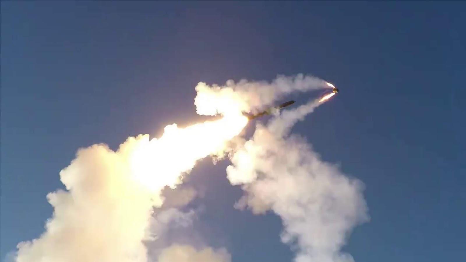 Rusia Melakukan Peluncuran Rudal Pesisir Bastion di Arktik