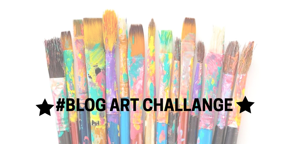 #BLOG ART CHALLANGE