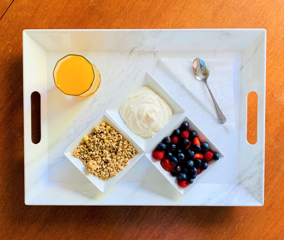 Nature's Path Sunrise Vanilla Yogurt Bowls