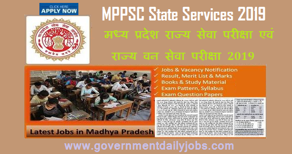 State Services Examination & State Forest Service Examination