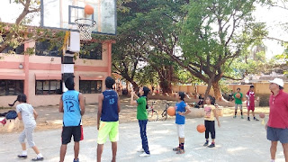 Annual Summer Coaching Camp in Athletics and Basketball for Students Commenced