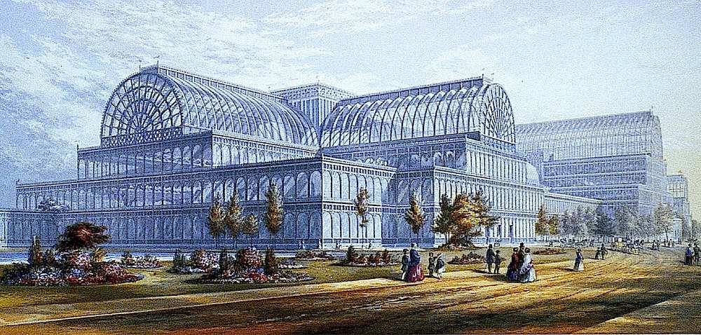 1851 Crystal Palace exterior
