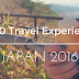 Live like a Japanese: Top 10 Travel Experiences in Japan 2016