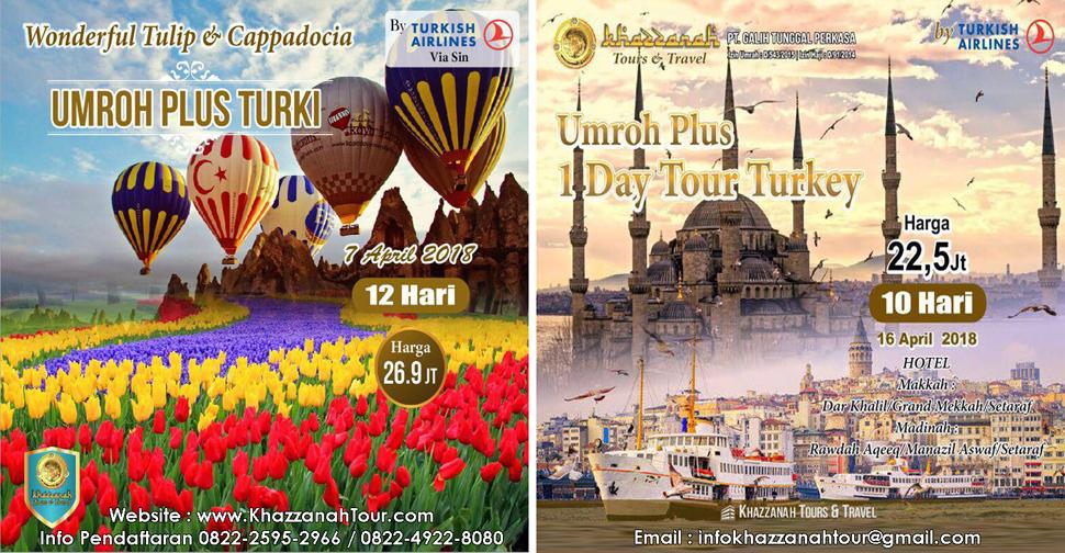 Khazzanah Tours Explore turki eropa