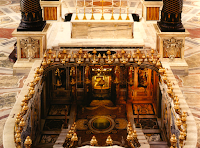 What Sits Underneath St. Peter's Basilica in Rome
