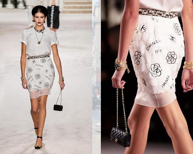 Показ моды Chanel Pre-Fall 2020-2021 12