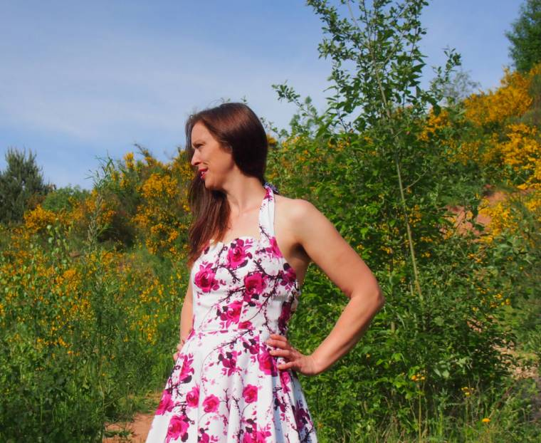 Joe Browns Japanese Blossom Dress Review