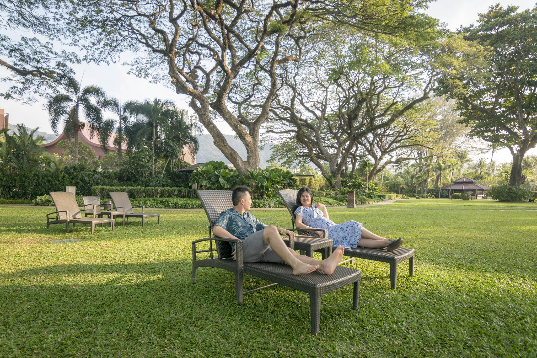 Shangri-La's Rasa Sayang Resort and Spa with Daycation Package