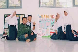 Pramuka WJS mengikuti Lomba Mading se-Provinsi Banten