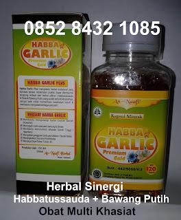 Jual khasiat kapsul garlic(BAWANG PUTIH )asli berBPOM aman&LEGAL