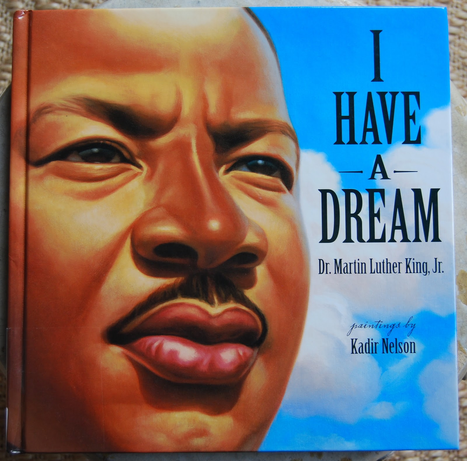 One Great Book Picture Book To Commemorate Dr Martin