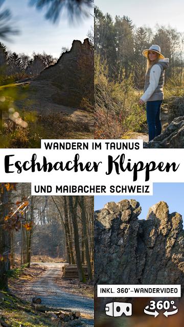 Eschbacher Klippen und Maibacher Schweiz | Wanderung rund um Michelbach im Taunus 22
