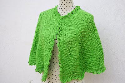 1 - Crochet Imagenes Capa para mujer para todas las tallas a crochet y ganchillo por Majovel Crochet