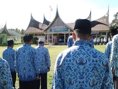 nasib pegawai kabupaten solok