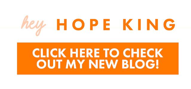 Hey Hope King