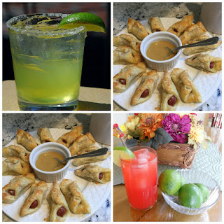 Summer Appetizers and Drinks