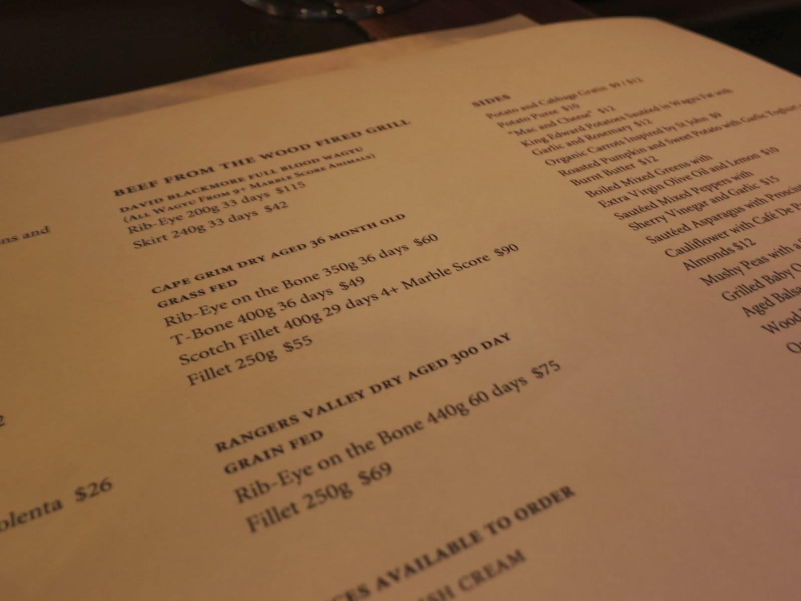 Fatboy S Kitchen And Bar Menu