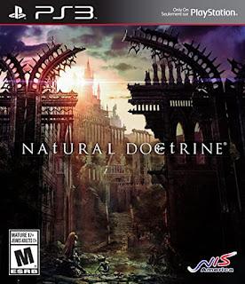 Natural Doctrine PS3 Torrent