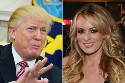 Trump Admits Reimbursing Lawyer For Porn Star Hush Money