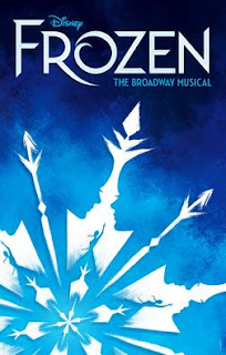 Disney Frozen The Broadway Musical Poster