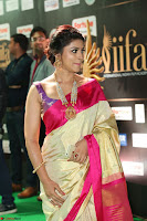 Sneha Looks Super cute in Red Silk Saree at IIFA Utsavam Awards 013.JPG