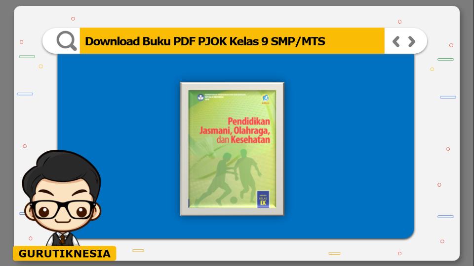 download  buku pdf pjok kelas 9 smp/mts