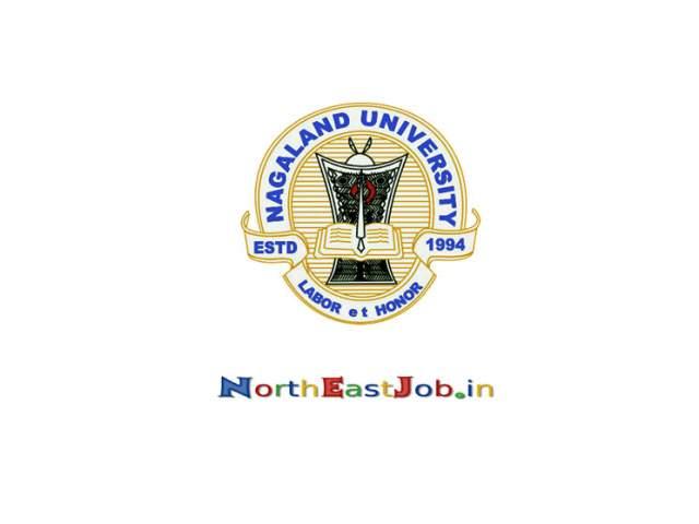 Nagaland-University-Jobs-JRF-December-2019