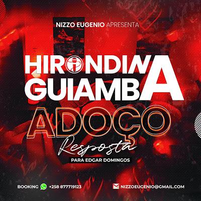 Hirondina Guiamba – Adoço (Resposta para Edgar Domingos)