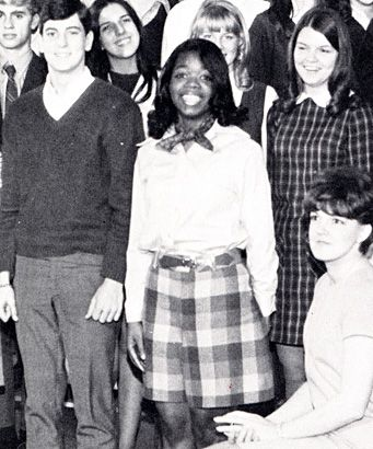 Oprah Winfrey, Junior Year of High School (1970)