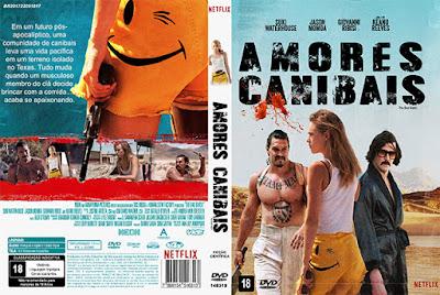 Filme Amores Canibais (The Bad Batch) DVD Capa