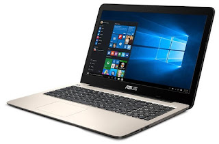 ASUS F556UA Notebook Windows 10 64bit Drivers, Utilities, Software
