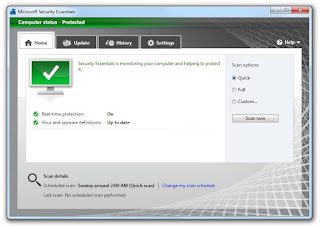 perlukah antivirus di windows