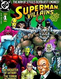 Superman Villains Secret Files