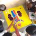राजगढ़ - श्री आईजी विद्यापीठ स्कूल में दीपावली पर्व के तहत रंगोली एवं दिया प्रतियोगिता का किया आयोजन