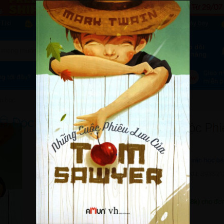 Những Cuộc Phiêu Lưu Của Tom Sawyer (Đinh Tị) ebook PDF EPUB AWZ3 PRC MOBI