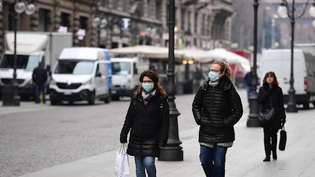 Aumenta a los 631 el número de muertos del covid-19 en Italia y ya son más de 10.000 los infectados