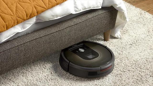Nuevo robot aspiradora de EEUU puede espiarte en tu propia casa