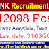 Axis Bank Recruitment 2021 – Apply Online for 12098 Business Associate, Team Member Posts