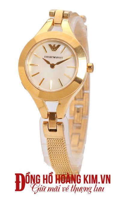 đồng hồ armani nữ giá rẻ