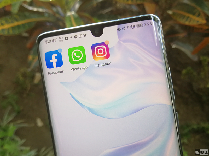 Huawei phones won't come with pre-installed Facebook apps anymore